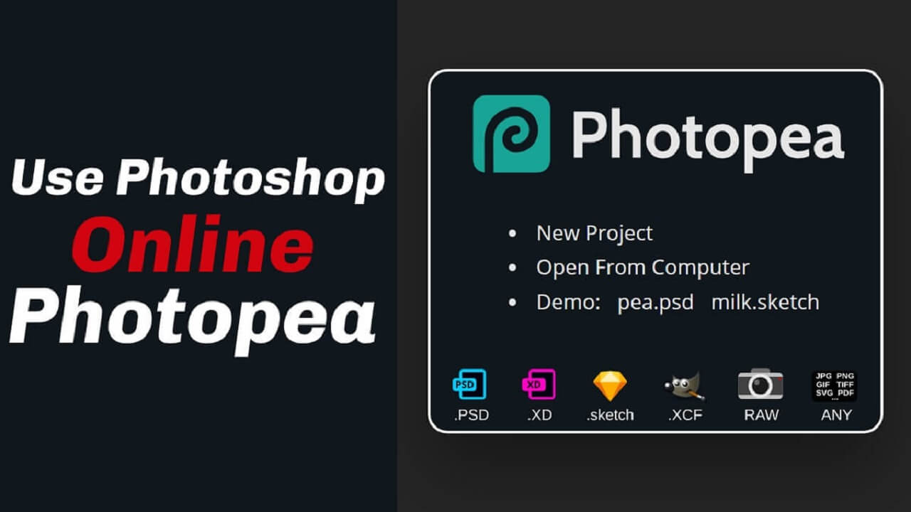 How To Use Photoshop Without Photoshop
